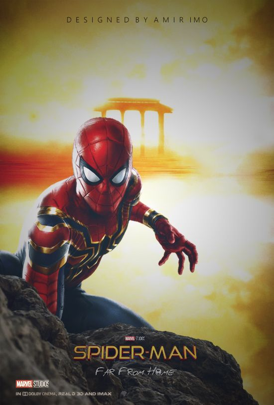 Ver Spider Man Lejos De Casa 2019 Pelicula Completa En Espanol Full Hd 1080p Spiderman Movie Marvel Films Spiderman