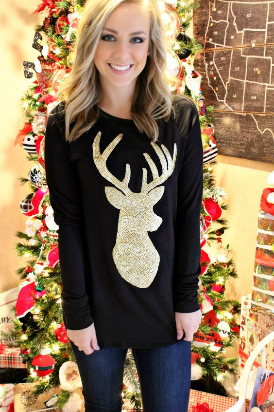 Silent Night Blouse | Leah B Boutique Online Shopping – Leah B. Boutique