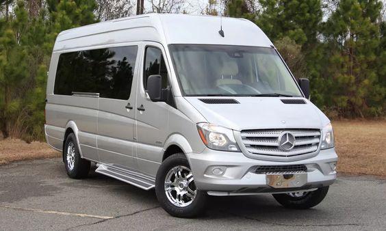 Mercedes Sprinter Conversion Van By SHERROD