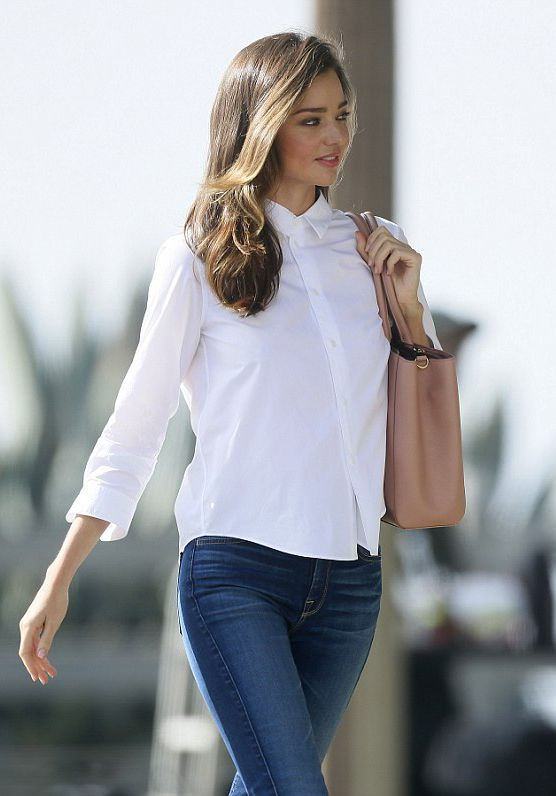 runwayandbeauty:Miranda Kerr shooting a commercial in Santa Monica, California on February 5, 2015.