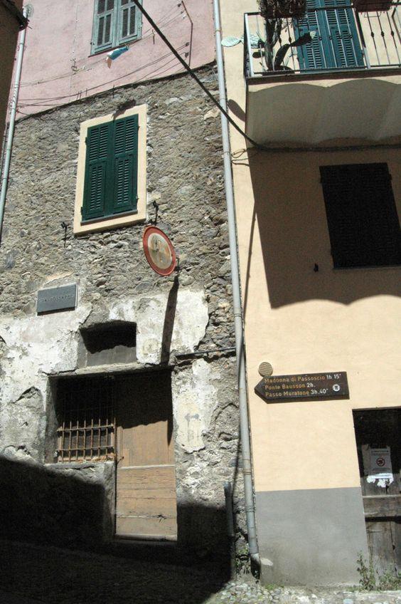 Pigna (IM) Via Fossarel