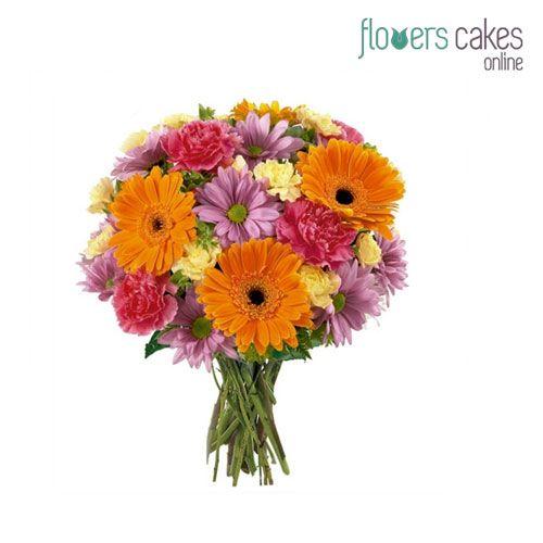 Send Gerberas Online Order Orchids Bouquets Online Flower Arrangements Delivery Fresh Flowers Arrangements Fresh Flowers Online