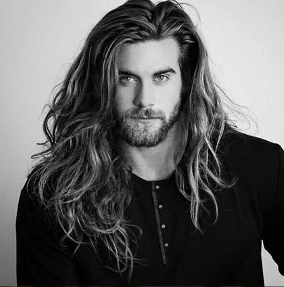 Wowsa...great long hair