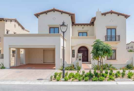 Stunning Villas For Sale In Rasha Arabian Ranches Luxury Property Architectural Influence Ranches For Sale