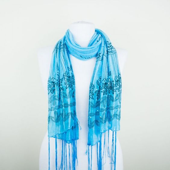 Lycra Scarf, by cosanon The Best Quality.