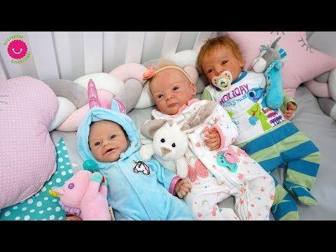 Cochecitos de Paseo para mis Bebés Reborn LINDEA y LEO