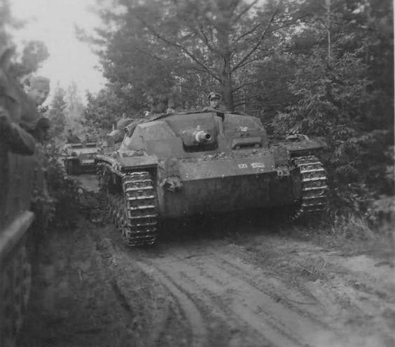 Sd.Kfz. 142 Sturmgeschütz, StuG III Ausf. F mit 7.5 cm StuK 40 L-48