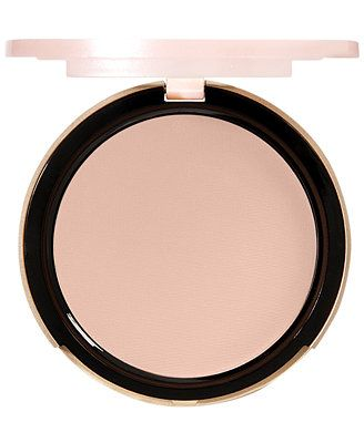 Too Faced Primed & Poreless Pressed Powder in stock at Macy's! : THE ESSENTIAL Pressed  Powder! $30.00 Choose which way you'll wear our innovative pressed, matte powder: under foundation to prime the skin, on-top of makeup as a setting powder or alone for an in-the-bare smooth finish. Whichever way you choose, you'll still banish the appearance of pores and achieve a stunning, soft-focus effect to combat any harsh lighting. NOTE: You can also get the Too Faced Holiday Collection at Macy's!