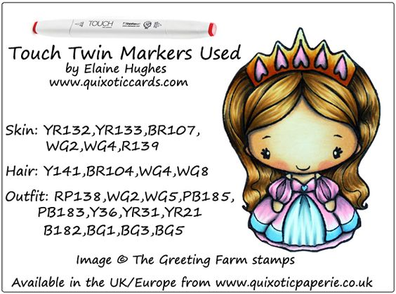 Birthday Princess – Quixotic Cards
