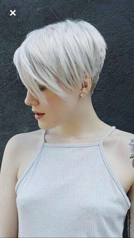 26 Neueste Kurzh Kurz Frisur Pixie Us Makeup Trends Short Hair Styles Cute Hairstyles For Short Hair Hair Styles