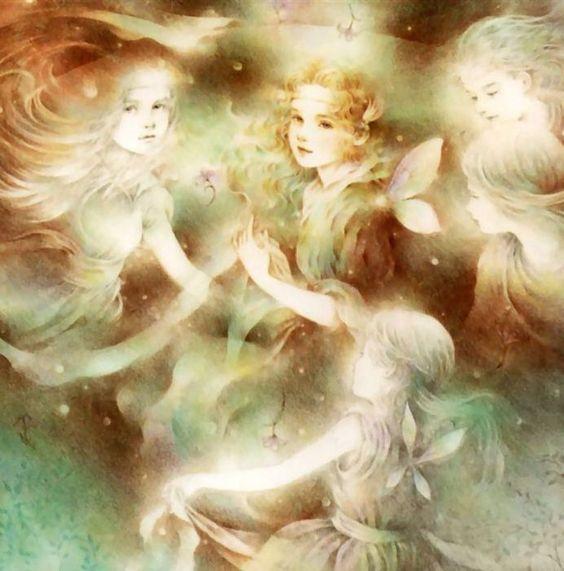 ¿Quiénes son los Silfos y las Sílfides?