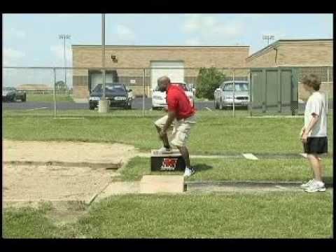 Long Jump and Triple Jump Skills and Drills - YouTube