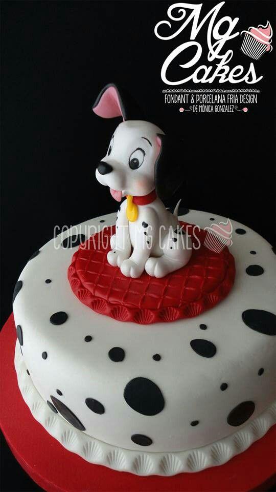 The Puppies Make A Cake Out Of Cruella De Vil