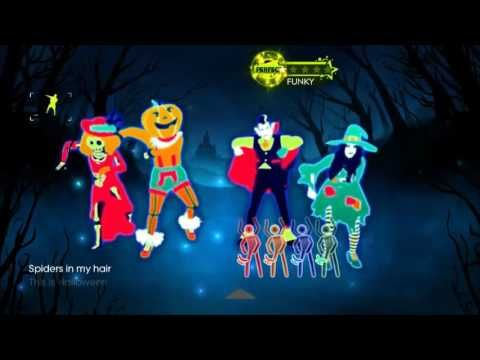 This Is Halloween Just Dance 2020 Just Dance 3 This is Halloween   YouTube in 2020 | Just dance