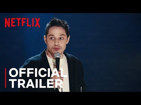 Pete Davidson Alive From New York Official Trailer Netflix