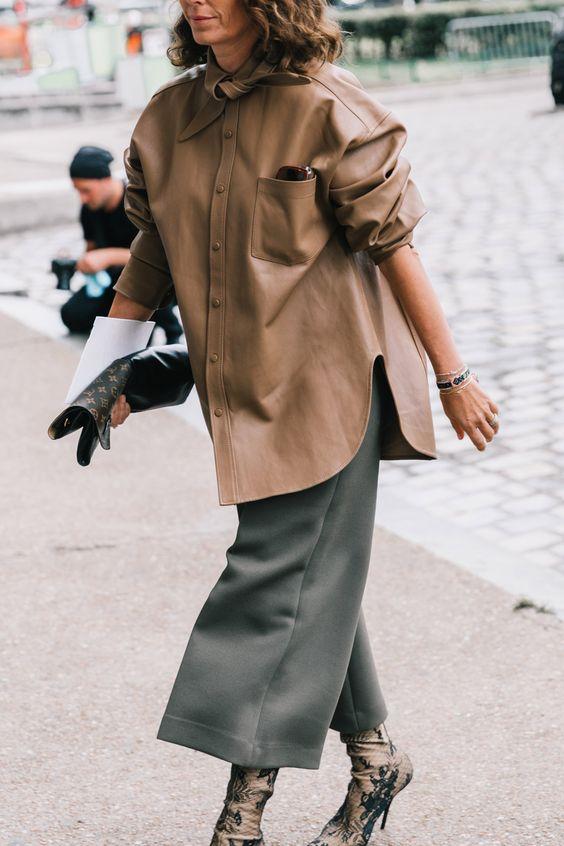 Street Style #PFW / Día 3 / 29 de septiembre de 2017