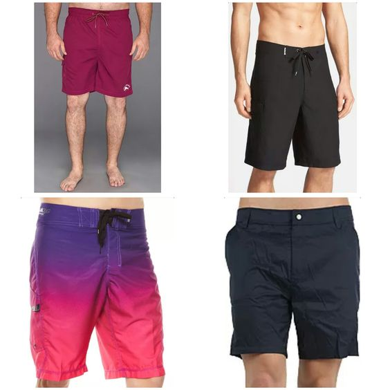 Winter colors for guys swim trunks from ascendfashionconsulting.com