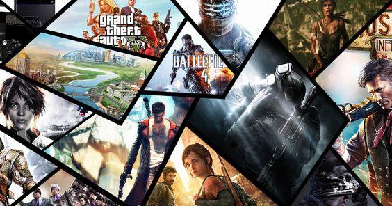 Mutlaka oynanması gereken 10 oyun. Sizin favoriniz hangisi? http://www.luckyshoot.com/question/mutlaka-oynanmasi-gereken-10-oyun-sizin-favoriniz-hangisi