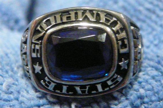 2012 Bingham Miners Girls Championship Ring