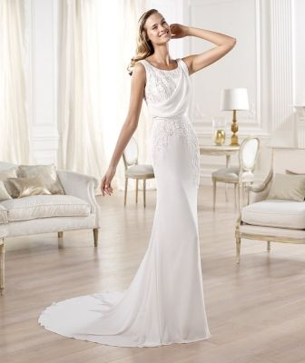 Wedding Dress 2014 Pronovias Style OLIVEI [olivei]