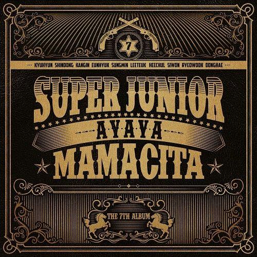 SUPER JUNIOR – MAMACITA – The 7th Album