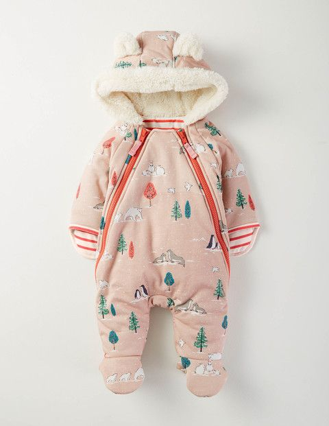 Girls Zip-up All-in-one 75039 Clothing at Boden
