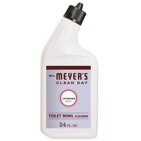 Mrs Meyer S Lavender Toilet Cleaner 24 Fl Oz Toilet Bowl Cleaner Toilet Cleaner Toilet Bowl