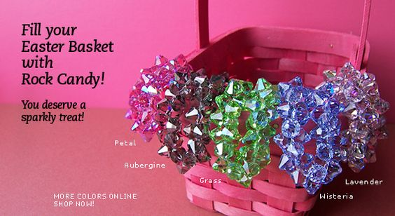 Need a little Easter sparkle? Save 25% off. Order by Tuesday 4/3/12 at 11:59pm. http://bit.ly/ObjetsEasterCandy