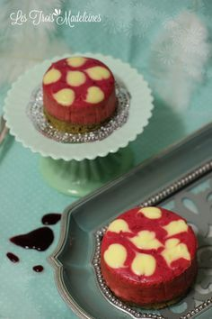 recette de cheesecake à la betterave