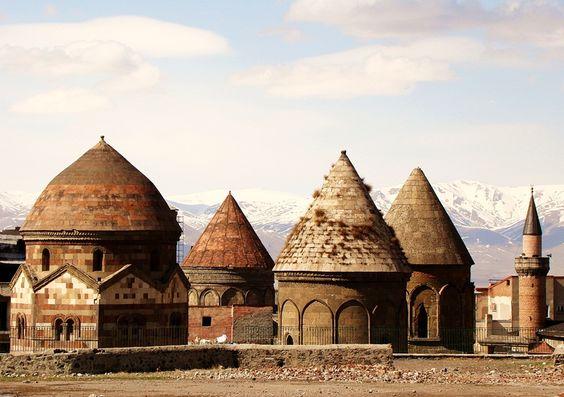 Atracciónes turisticas en Turquía