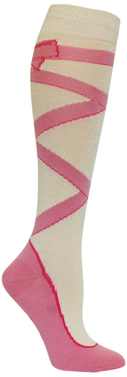 Ballet Knee High Socks from The Sock Drawer