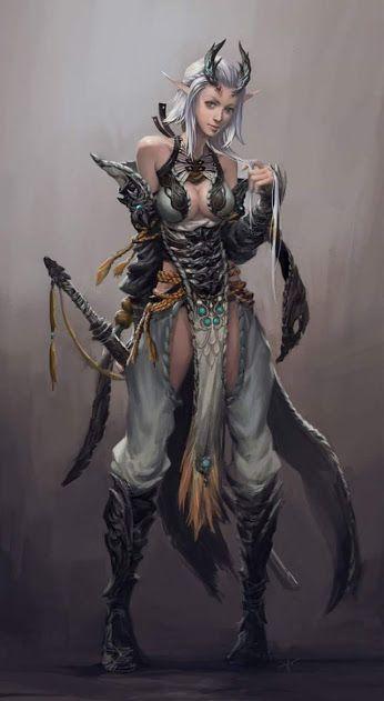 Female Warriors Fantasy - Comunidade - Google+