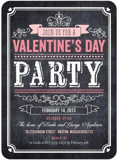 valentine's day invitations - Google Search