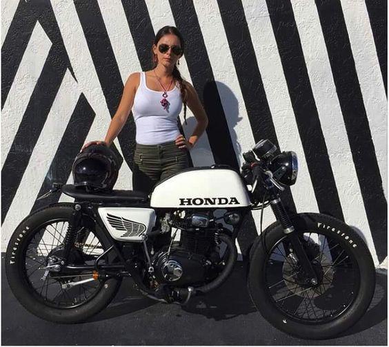 Tonys Bike Design Girl Custom Bike Proyectos Thalia S Motos