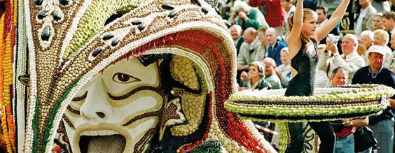 Fruitcorso Tiel - every 3th weekend of september