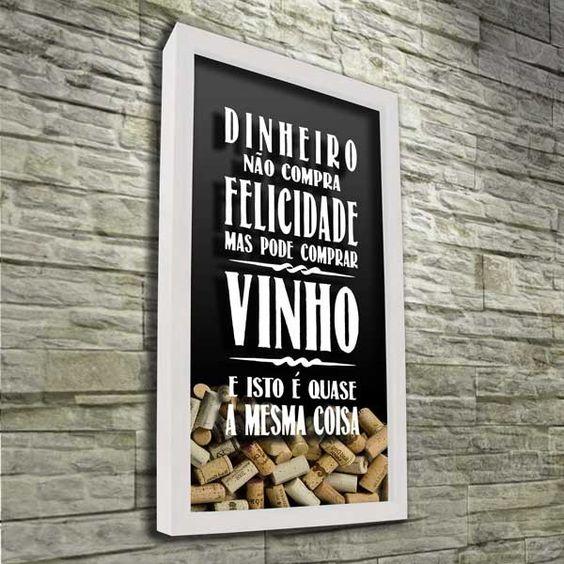 quadro rolhas de vinho - Pesquisa Google