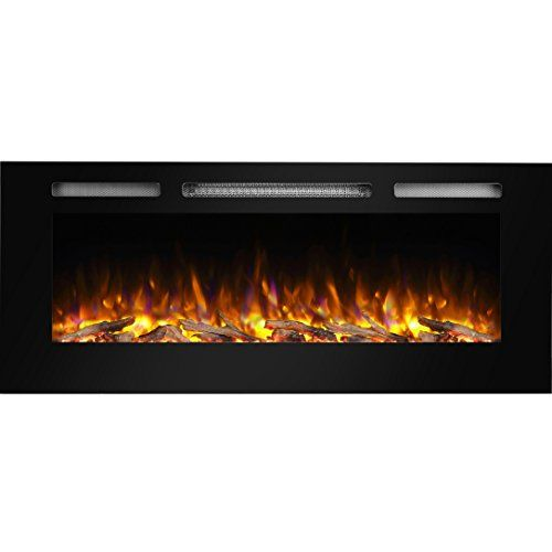 Puraflame Alice 48 Recessed Electric Fireplace Wall Mou Https