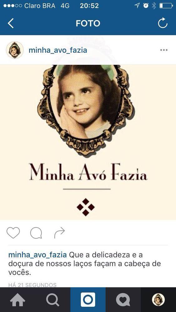09/05/16 20:59:02: Patricia Santiago Sanches: Novidade!!!! Ja estamos com nosso Instagram dos laços!! Imensamente feliz!!! Nos sigam!!