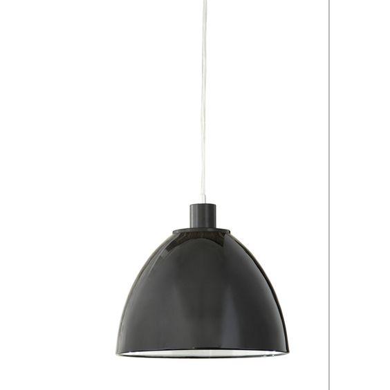 pendant light pendant lights pendants shops lights shades style black. Black Bedroom Furniture Sets. Home Design Ideas