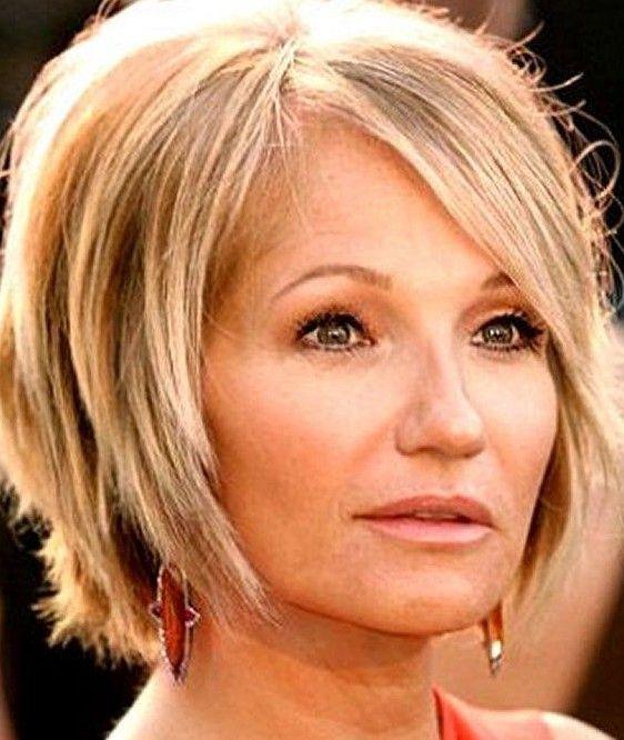 Pin Von Britta Neumeier Auf Haare In 2021 Kurze Bob Frisuren Feines Haar Frisuren Fur Feines Dunnes Haar Haarschnitt