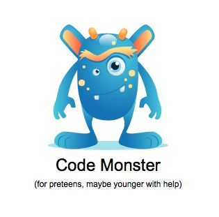 Ferramentas TIC: Code Monster