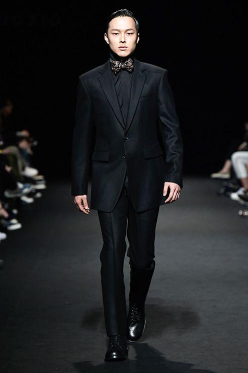 Jang Ki Yong - Song Zio Fall 2015 Seoul Fashion Week