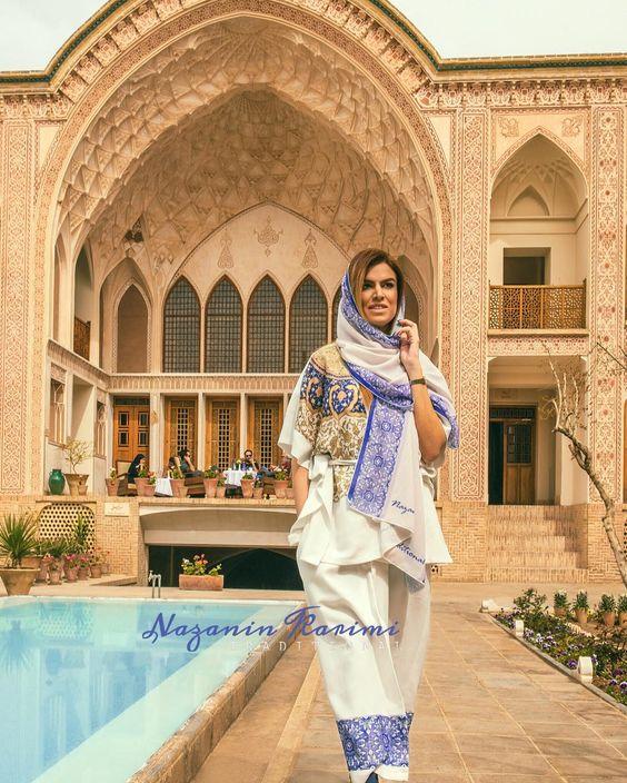 Iranian girls welcome the new fashion+Photo (iranthisway.com)