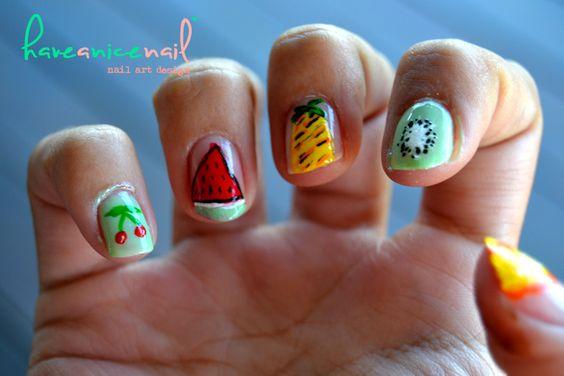 nail art frutas_2