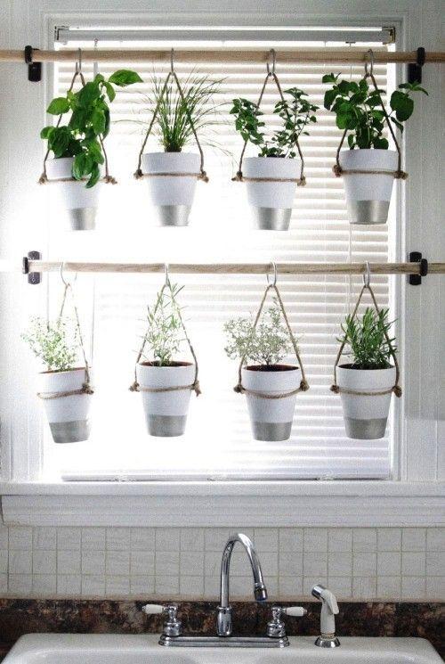 Diese 60 Diy Ideen Fur Hangende Garten Liegen Voll Im Trend Wohnideen Und Dekoration Vertikaler Garten Diy Vertikaler Krautergarten Zimmerkrauter