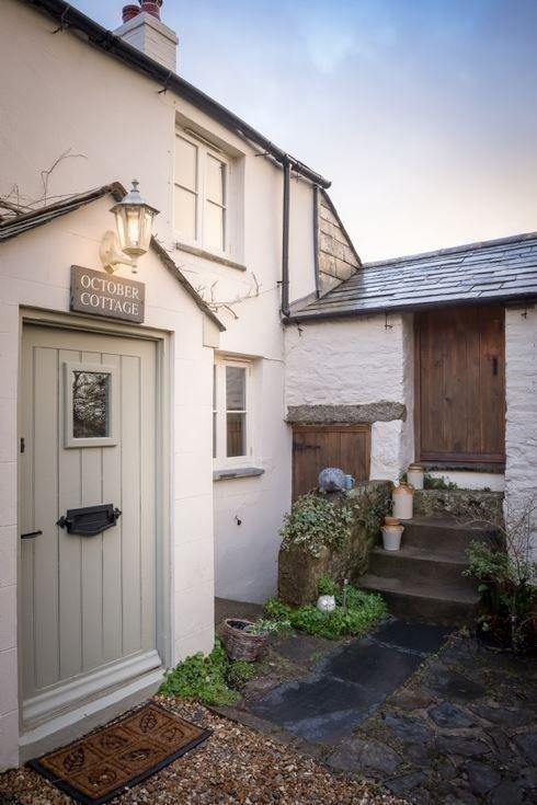 midnightpoem: October Cottage, Rilla Mill, Cornwall (uniquehomestays.com)