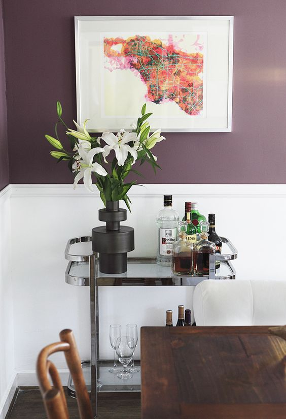 lovely work of  interior stylist Emily Henderson of HGTV's Secrets From a Stylist.