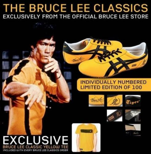 BAIT X BRUCE LEE X ONITSUKA TIGER MEN TIGER CORSAIR