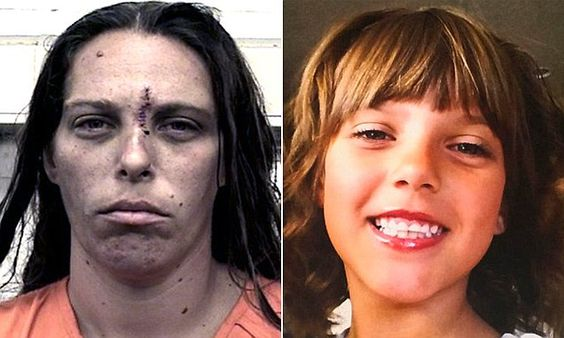 The mother of a 10-year-old New Mexico girl found dead and dismembered last…