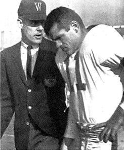 Bud Grant & Ken Ploen - Winnipeg